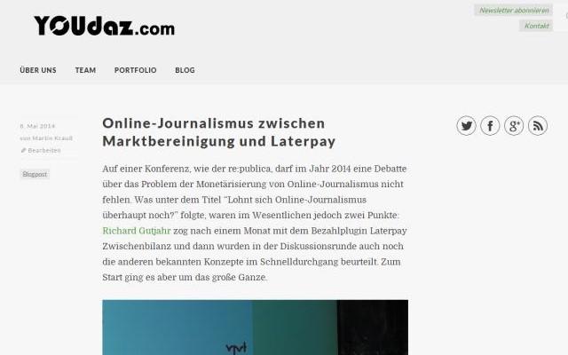 YOUdaz.com Blog